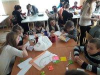 Поїздка до дітей з обмеженими можливостями