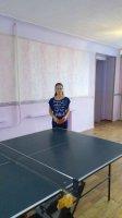 Змагання з тенісу серед дівчат