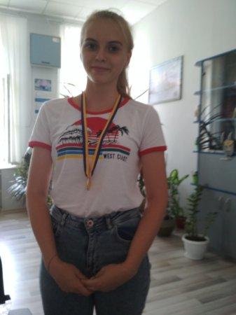 Вітаємо медалістів ліцею