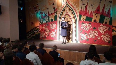 Відвідування лялькового театру