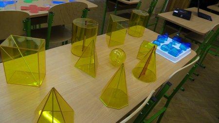 Оновлення кабінету математики