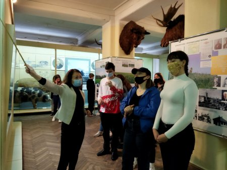 3 червня 9-ФМ відвідав краєзнавчий музей